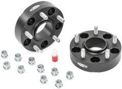 """Quadratec 1.5"""" Wheel Spacer Kit for 07-18 Jeep Wrangler JK, JKU 92807.5006"""