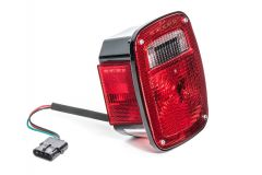 Quadratec Tail Light Assembly for 91-97 Jeep Wrangler YJ and TJ 9197YJ-