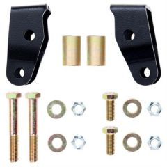 Rubicon Express Front Shock Extensions For 2018-20+ Jeep Wrangler JL & Gladiator JT Models RE2008
