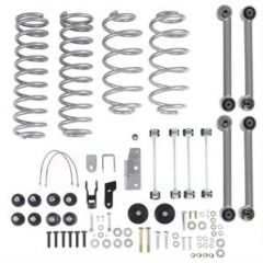 "Rubicon Express 3.5"" Super-Flex Suspension System Without Shocks For 1997-06 Jeep Wrangler TJ Models RE7003"