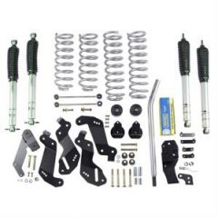 "Rubicon Express 3.5"" Sport System With Mono Tube Shocks Kit For 2007-18 Jeep Wrangler JK 4 Door Unlimited RE7145M"