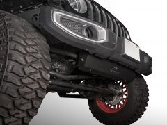 Reaper Off-Roar Immortal S1 Front Bumper Skid Plate for 18+ Jeep Wrangler JL, JLU JLJTFSKD1-JL