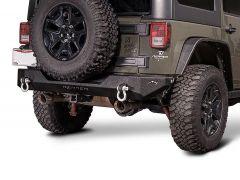 Reaper Off-Road Rear Bumper for 07-18 Jeep Wrangler JK, JKU JKRBX1A-