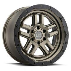 Black Rhino Barstow Wheel In Bronze With Matte Black Ring 85127Z71-