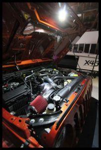 Ripp Supercharger 3.8ltr V6 Supercharger Kit Intercooled CARB Legal For 2007-11 Jeep Wrangler JK 2 Door & Unlimited 4 Door Models 0711JKSDS2