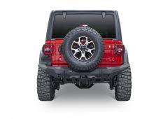 Rival 4x4 Aluminum Rear Bumper for 18+ Jeep Wrangler JL, JLU 2DJL-