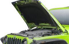 Rival 4x4 Hood Lift Kit for 07-18 Jeep Wrangler JK, JKU with Factory Hood 2A.ST.2703.1