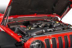 Rival 4x4 Hood Lift Kit for 18+ Jeep Wrangler JL & 20+ Gladiator JT 2A.ST.2702.1