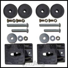 """Rock Krawler 1""""-3"""" Rear Bump Stop Kit For 2007-18 Jeep Wrangler JK 2 Door & Unlimited 4 Door Models RK05608"""