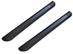 Romik RB2 Black Running Boards for 11-21 Jeep Grand Cherokee WK2 213094WK2-