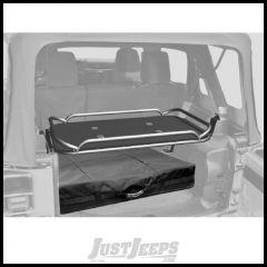Rampage Rear Interior Sport Rack For 2007+ Jeep Wrangler JK Unlimited 4 Door 86623