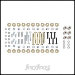 Rubicon Express Extreme Duty Cross Canadamember Hardware Kit For 1997-02 Jeep Wrangler TJ Models HWC10075