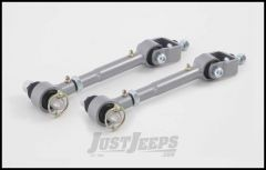 """Rubicon Express Extreme-Duty Sway Bar Disconnects 0""""- 4"""" Lift For 1993-06 Jeep Wrangler TJ Models, XJ & Grand Cherokee ZJ Models RE1130"""