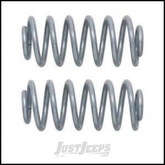 """Rubicon Express Coil Springs 7.5"""" Lift Rear Pair For 1997-06 Jeep Wrangler TJ Models RE1359"""