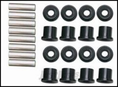 "Rubicon Express Spring Bushing Kit For 1.5"" I.D. Main & 1.25"" I.D. Shackle End Completes 4 Spring RE1490"