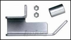 Rubicon Express Rear Track Bar Bracket For Use Without CV Style Driveshaft For 1997-06 Jeep Wrangler TJ Models RE1603