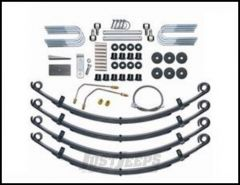 """Rubicon Express 2.5"""" Standard Suspension System Without Shocks For 1987-95 Jeep Wrangler YJ RE5505-NS"""
