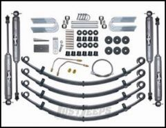 """Rubicon Express 2.5"""" Standard Suspension System With Twin Tube Shocks For 1987-95 Jeep Wrangler YJ RE5505"""