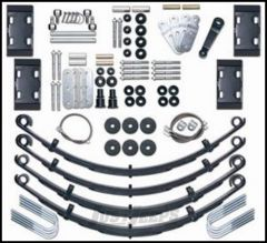 """Rubicon Express 4.5"""" Extreme-Duty Suspension System Without Shocks For 1976-86 Jeep CJ series RE5525"""