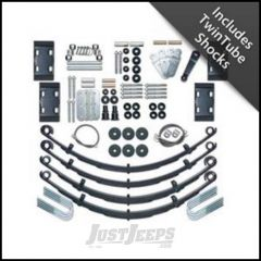 """Rubicon Express 4.5"""" Extreme-Duty Suspension System With Twin Tube Shocks For 1976-86 Jeep CJ series RE5525T"""