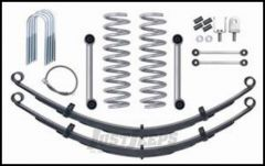 """Rubicon Express 3.5"""" Super-Ride Suspension System With Rear Complete Springs Without Shocks For 1984-01 Jeep Cherokee XJ RE6025"""