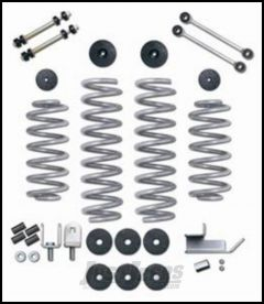 """Rubicon Express 3.5"""" Standard Suspension System Without Shocks For 1997-06 Jeep Wrangler TJ Models RE7002"""