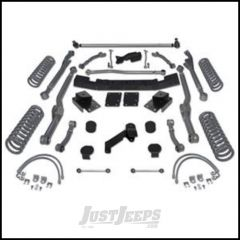 """Rubicon Express 3.5"""" Extreme-Duty Long Arm Lift Kit Without Shocks For 2007-18 Jeep Wrangler JK 2 Door RE7353"""