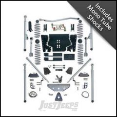 """Rubicon Express 4.5"""" Extreme-Duty Long Arm Lift Kit with Rear Tri-Link With Mono Tube Shocks For 2004-06 Jeep Wrangler TLJ Unlimited RE7524M"""