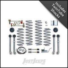 """Rubicon Express 3.5"""" Super-Flex Suspension System With Twin Tube Shocks For 1993-98 Jeep Grand Cherokee ZJ RE8003T"""