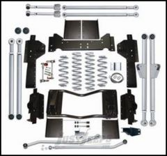 "Rubicon Express 4.5"" Extreme-Duty Long Arm Suspension System Without Shocks For 1993-98 Jeep Grand Cherokee ZJ RE8300"