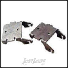 Rubicon Express Rear Axle Bump Pad Pair For 2007-18 Jeep Wrangler JK 2 Door & Unlimited 4 Door RE9831