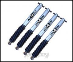 """Rubicon Express Twin-Tube Shock Kit For 1982-86 Jeep CJ Series With 2.5"""" Lift SK010402RXT"""