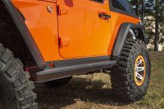 Rugged Ridge XHD Rock Sliders for 18+ Jeep Wrangler JL 2-Door 11504.33