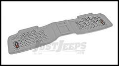 Rugged Ridge All Terrain Floor 2nd Row Floor Liner In Grey For 2005-10 Jeep Grand Cherokee WK 14950.26