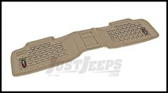 Rugged Ridge All Terrain Floor 2nd Row Floor Liner In Tan For 2011-13 Jeep Grand Cherokee WK2 13950.15