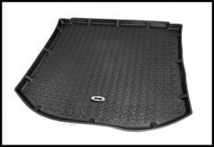 Rugged Ridge (Black) Cargo Liner With Jeep Logo For 1999-04 Jeep Grand Cherokee WJ Models DMC-12975.31