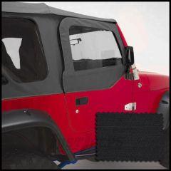 Rugged Ridge Door Skins Black Diamond For 1997-06 Jeep Wrangler TJ & Unlimited Models 13717.35