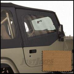 Rugged Ridge Door Skins Spice For 1988-95 Jeep Wrangley YJ With Half Steel Doors 13716.37