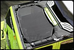 Rugged Ridge Eclipse Sun Shade For 2007-18 Jeep Wrangler JK 2 Door & Unlimited 4 Door Models 13579.04
