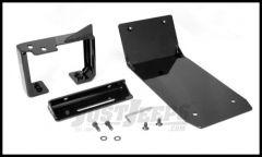Rugged Ridge Evaporator Skid Plate Black For 2012+ Jeep Wrangler & Wrangler Unlimited JK 18003.42