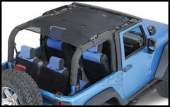 Rugged Ridge Full Eclipse Sun Shade For 2007+ Jeep Wrangler JK 2 Door 13579.06
