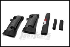 Rugged Ridge Grab Handle And Cover Kit Black For 1987-95 Jeep Wrangler YJ 13505.16