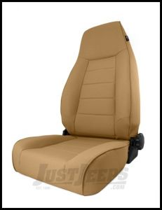 Rugged Ridge High-Back Front Seat Reclinable Spice For 1984-01 Jeep Cherokee XJ 13445.37