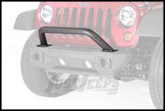 Rugged Ridge Modular Over Rider In Black Steel For 2007-18 Jeep Wrangler JK 2 Door & Unlimited 4 Door Models 11542.14