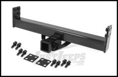 Rugged Ridge Receiver Tow Hitch For 1976-06 Jeep CJ Series, Wrangler YJ, TJ & Unlimited Models Used With Rugged Ridge XHD Rear Bumper 11580.03