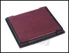 Rugged Ridge Synthetic Panel Air Filter For 1997-06 Jeep Wrangler TJ & Unlimited With 2.5L & 4.0L Engine 17752.01