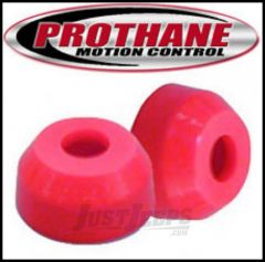 Rugged Ridge Tie Rod End Boots Pair In Red For Universal Applications 18369.02