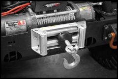 Rugged Ridge Winch Line Stopper In Black For Universal Applications 15102.06