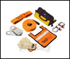 Rugged Ridge WINCH Recovery Gear Kit (30,000lbs) 15104.28