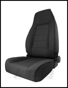 Rugged Ridge XHD Reclining Seat In Black Denim For 1997-06 Jeep Wrangler TJ & TJ Unlimited Models 13412.15